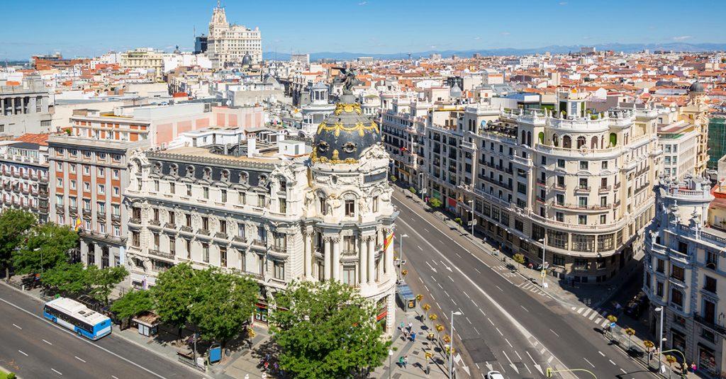 Nuevas medidas de desescalada en Madrid
